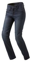REV'IT! Spodnie Jeans Broadway Ladies kolor Ciemny Niebieski