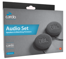 CARDO AUDIO SET GŁOŚNIKI JBL 45mm