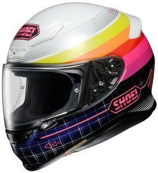 Kask SHOEI NXR Zork TC-7