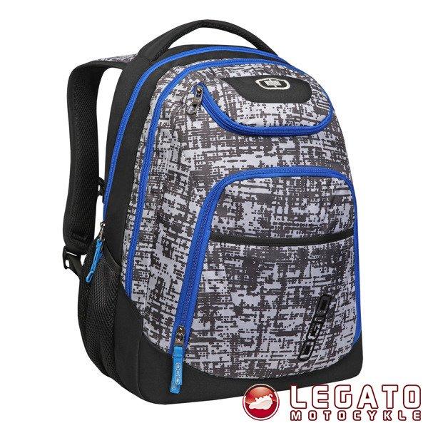 5b799fa83301c Ogio Plecak TRIBUNE GENOME (40 L) Szary Niebieski