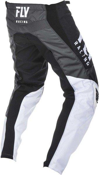 Spodnie FLY RACING F 16 Enduro Cross kolor BiałyCzarny