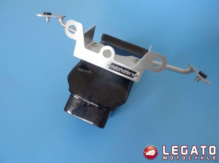 0ee26df21 Stelaż przedni sportowy wraz z dolotem z carbonu Motoholders Kawasaki ZX 10  R/11- ...