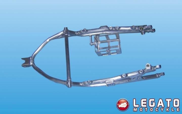 8f41ea978 Stelaż tylny sportowy Motoholders z uchwytem na akumulator Honda CBR 1000  RR/04-07 ...