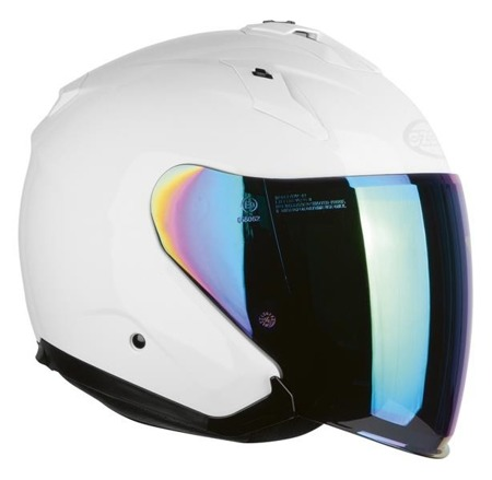 KASK OZONE OPEN FACE CT-01 WHITE XS